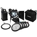Profoto Cine Reflector LITE Video Prod'n Ki incl 901170, 901177, 100463 and 100 NEW