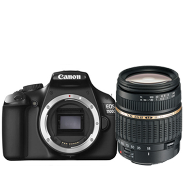 Fotokaamerad. Eos1100d&tam18-200mm