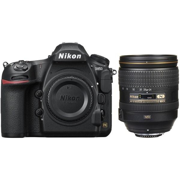 Nikon | D850 + 24-120mm f/4G ED VR kit | Cameras | Progear