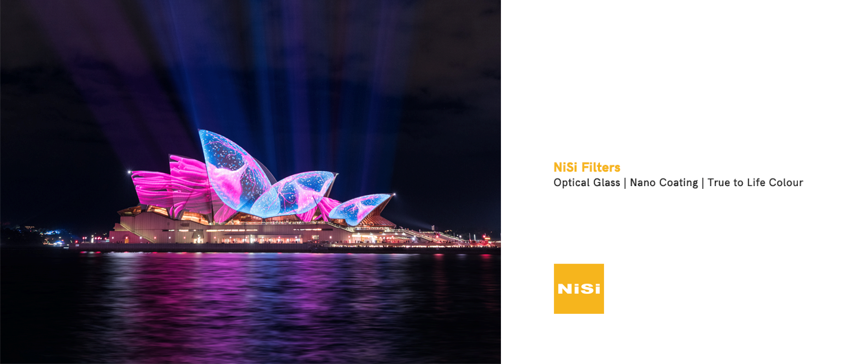 NiSi Filters.