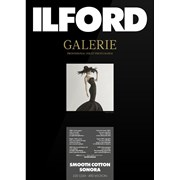 Ilford A4 Galerie Smooth Cotton Sonora 320gsm 25s