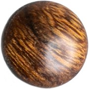 Artisan Obscura Desert Ironwood Soft Release Button Convex 11mm