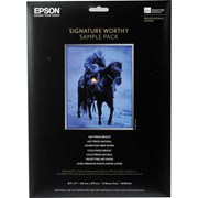 Epson A4 Signature Worthy Sample Pack 14 Sheets
