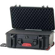 HPRC 2550W Wheeled Hard Case w/ Cubed Foam