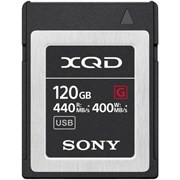 Sony 120GB QD-G120F G Series XQD Memory Card