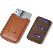 Leica SD & Credit Card Holder Leather Cognac