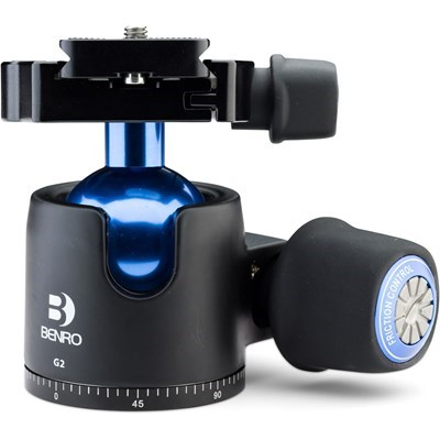 Product: Benro G2 Low Profile Triple Action Ball Head