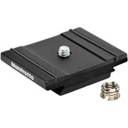 Manfrotto 200PL-PRO Quick Release Plate (RC2 & Acra-Type Compatible)