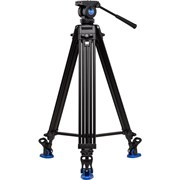 Benro KH26NL Two-Stage Video Tripod Alu 3 Sec + K5 Video Head