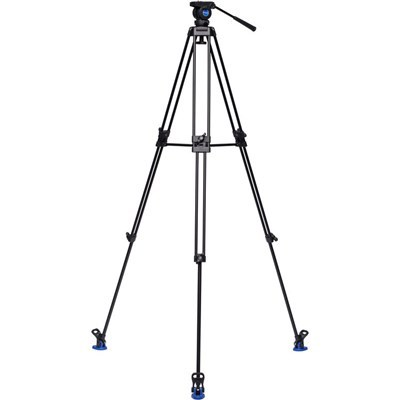 Product: Benro KH26NL Alu 2-Stage Video Tripod + K5 Video Head
