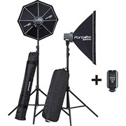 Elinchrom D-Lite RX ONE/ONE Softbox To Go Set