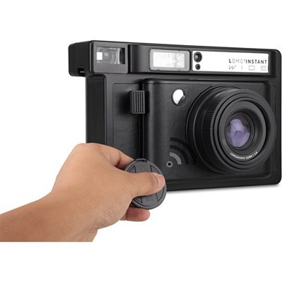 Product: Lomography Lomo'Instant Wide Camera and Lenses (Black Edition)