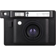 Lomography Lomo'Instant Wide Camera and Lenses (Black Edition)