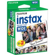 Fujifilm instax WIDE Film (20 pack)