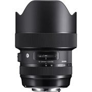 Sigma 14-24mm f/2.8 DG HSM Art Lens: Canon EF (2 left at this price)