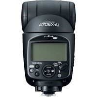 Product: Canon 470EX AI Speedlite Flash