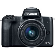 Canon EOS M50 + 15-45mm f/3.5-6.3 IS STM Lens Kit