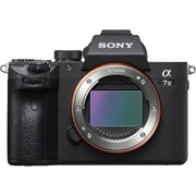 Sony Alpha a7 III Body (Free NP-FZ100 with pre-orders) Available late Mar / early Apr