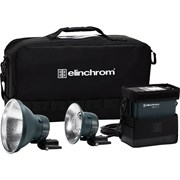 Elinchrom Rental ELB 500 TTL Dual To Go Set