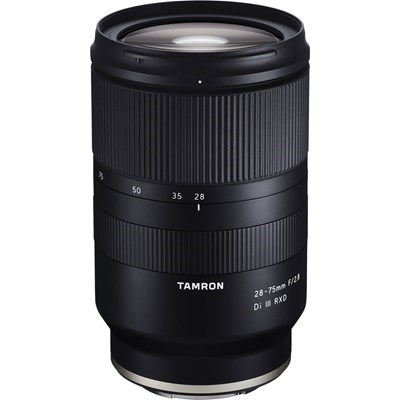 Product: Tamron 28-75mm f/2.8 Di III RXD Lens: Sony FE (1 only at this price)
