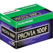 Fujifilm Fujichrome Provia 100F Professional RDP-III Colour Transparency Film 35mm 36exp