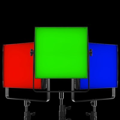 Product: Lupo Superpanel Full Colour 30 RGBW LED Panel with DMX