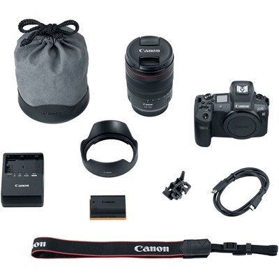 Product: Canon EOS R + 24-105mm f/4L IS USM Kit (w/ EF-EOS R Adapter)
