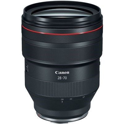 Product: Canon RF 28-70mm f/2L USM Lens