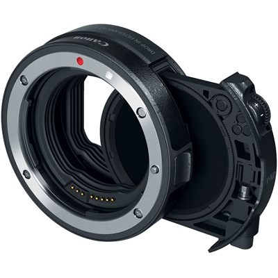 Product: Canon EF-EOS R Drop In Filter Mount Adapter w/ CPL Filter