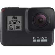 GoPro Hero7 Black (Bonus SD Card)