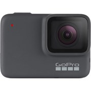 GoPro Hero7 Silver (Bonus SD Card)