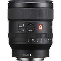 Product: Sony 24mm f/1.4 GM FE Lens