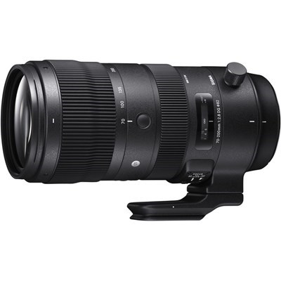 Product: Sigma 70-200mm f/2.8 DG OS HSM Sports Lens: Canon EF