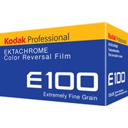 Kodak Ektachrome E100 Colour Transparency 35mm 36exp