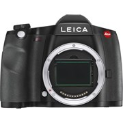 Leica Rental S3 Black Body