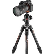 Manfrotto Befree GT Sony Alpha Carbon Tripod + 494 Ball Head