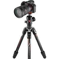 Product: Manfrotto Befree GT Sony Alpha Carbon Tripod + 494 Ball Head