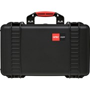 HPRC 2550W Wheeled Hard Case w/ Second Skin Dividers Black