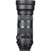Sigma 150-600mm f/5-6.3 DG OS HSM Sports Lens + TC-1401 Teleconverter Kit: Nikon F