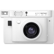 Lomography Lomo'Instant Wide Camera and Lenses (White Edition)