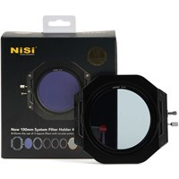 Product: NiSi V6 100mm Filter Holder w/ Enhanced Landscape CPL Filter & Lens Cap