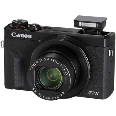Product: Canon PowerShot G7X Mark III Black