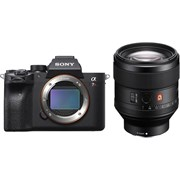 Sony Alpha a7R IV + 85mm f/1.4 GM FE Kit (Free NP-FZ100 Battery, valid till 30 Nov 19)