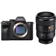 Sony Alpha a7R IV + 100mm f/2.8 STF GM OSS FE Kit (Free NP-FZ100 Battery, valid till 30 Nov 19)