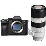 Sony Alpha a7R IV + 70-200mm f/2.8 GM OSS FE Kit (Free NP-FZ100 Battery, valid till 30 Nov 19)