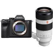 Sony Alpha a7R IV + 100-400mm f/4.5-5.6 GM OSS FE Kit (Free NP-FZ100 Battery, valid till 30 Nov 19)