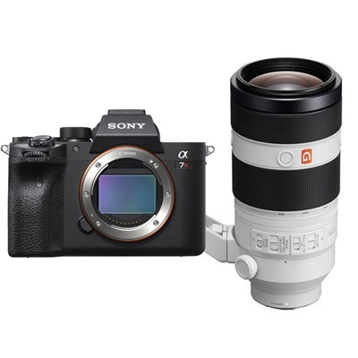 Product: Sony Alpha a7R IV + 100-400mm f/4.5-5.6 GM OSS FE Kit
