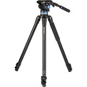 Benro A373FBS6PRO Aluminium 3-Sect Video Tripod + S6PRO Video Head