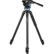 Benro A373FBS8PRO Aluminium 3-Sect Video Tripod + S8PRO Video Head