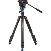 Benro A2883FS4PRO Aero 4 Aluminium 4-Sect Video Tripod + S4PRO Video Head